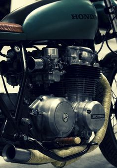 Honda CB650 Cafe Racer by Ugly Motorbikes #motorcycles #caferacer #motos   caferacerpasion.com