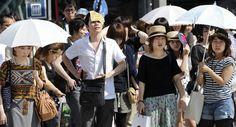 Três mortos em onda de calor no Japão