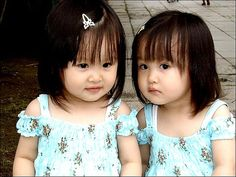I will adopt twin girls from China one day!!!!!
