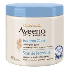 Aveeno Eczema Care Itch Relief Balm - 11 oz.