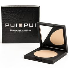 Pui Pui Radiance Mineral Compact Powder; Fortuna - ref. 25411