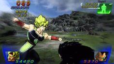 Novo vídeo de Dragon Ball Z Kinect mostra pai de Goku