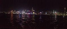 Avenue of Stars 星光大道 in 香港