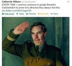 Hahahahaha you're so cute Benedict!! <3 it is true though lol they always seem to find his derpy photos