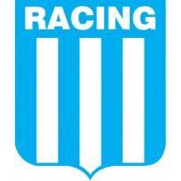 Racing Club de Avellaneda Logo. Get this logo in Vector format from http://logovectors.net/racing-club-de-avellaneda/
