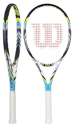 Definitely not in the market for a new racquet after my Xmas present to myself, but I can dream...