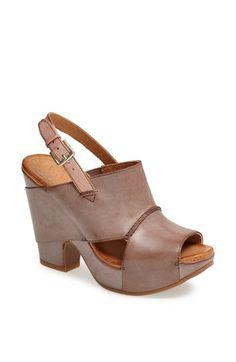 Naya 'Monroe' Slingback Platform Sandal available at #Nordstrom