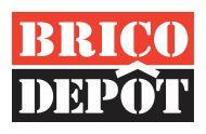 Faianta Trentie, 10 x 20 cm, rosu 140193 - Brico Depot Queen Mary, Fence, Company Logo, Plant