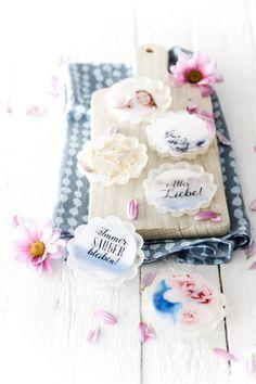 Eine DIY Geschenkidee - nicht nur toll zum Muttertag: Selbstgemachte Foto-Seife!