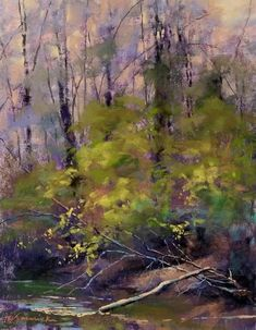 Barbara Jaenicke pastel........ .......... THIS BOARD HAS GOTTEN SO BIG THAT I ADDED A SECOND ONE. IT IS CALLED ART - LANDSCAPE II.