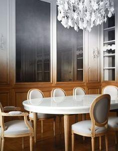 Fading History: Ramy Fischler Transforms An Art Deco Apartment Into A Contemporary Pied-à-terre   http://www.yatzer.com/ramy-fischler-place-de-colombie Photo © Paul Graves.
