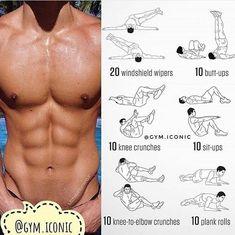 Alt Abs Exercises #stomachexercises