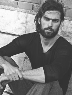 Spyros Christopoulos. Oh those dark haired men are my weakness.