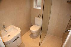 nice small shower room