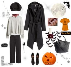Halloween outfit for glamour woman H&M