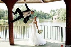 Super Cute Superhero Weddings