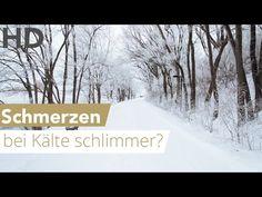 Schmerzen in der Kälte schlimmer? // Welchen Einfluss haben Jahreszeiten? // Bewegung Schmerzen