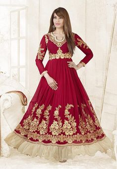 Eid Ul Adha Shelf Women Dresses Collection 2014 by Utsav Fashion (7)