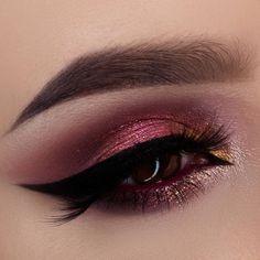 Sombra rosa (@elenmakeup)