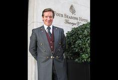 Paris insider tips  Chef Concierge Roderick Levejac from Four Seasons Hotel George V, Paris