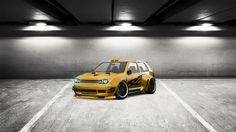 Come ti sembra il mio tuning #Volkswagen #Golf4(mk4) 2004 in 3DTuning #3dtuning #tuning
