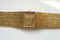 Sell one like this    MENS VINTAGE SWISS EMPEROR 17 JEWELS SWISS MADE INCABLOC GOLD TONE WATCH