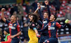 Sebastian De Maio Pictures Genoa CFC v Hellas Verona FC - Serie A -