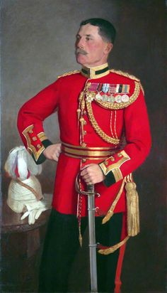 Colonel Gervase Francis Newport Tinley (1857–1918), CB (later CMG), Indian Army