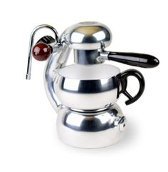 Atomic espresso maker