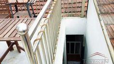 Duplex in Lane House near Jiashan Market - Townscape Housing Shanghai, Villa, Stairs, House, Home Decor, Stairways, Stairway, Haus, Interior Design