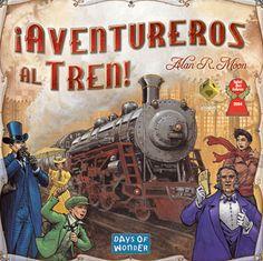 Aventureros al Tren. 45 minutos aprox. 2-5 jugadores. 43,95 euros