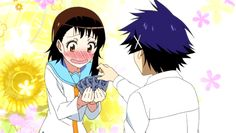 Nisekoi. This scene made me laugh so much!