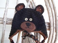 Crocheted Toddler Hats by CountryCottage for $20.00