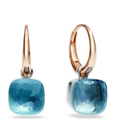 Pomellato Nudo Blue Topaz Classic Ring available to buy at Harrods. Shop women's designer jewellery online and earn Rewards points. Topaz Jewelry, Amber Jewelry, Gold Jewelry, Fine Jewelry, Moon Earrings, Rose Gold Earrings, Ring Earrings, Topaz Earrings, Pomellato