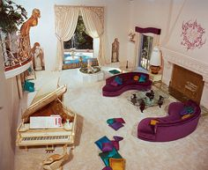 "Jayne Mansfield's House, the ""Pink Palace"""