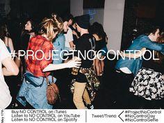 #ProjectNoControl