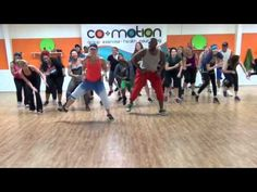 Legs! HELL YEAH by Milia - Choreo by Lauren Fitz for Dance Fitness - YouTube