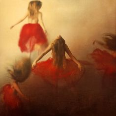 Brooke Shaden, surreal dream like photography. #daydream #ballerinas #inspiration