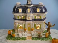 The First, the Best Lighted House Collection - Home