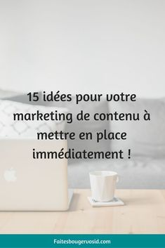 Grâce au marketing de contenu, toutes les entreprises peuvent toucher un plus grand nombre de clients potentiels et diffuser plus largement leur message. Cliquez vite pour découvrir comment rendre votre contenu plus efficace.
