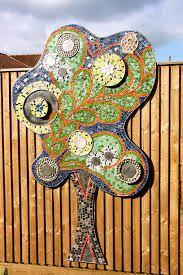 sensory garden art ideas