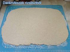 Darázsfészek rizslisztből (Gluténmentes)   Kissné Zilahi Katalin receptje - Cookpad receptek Plastic Cutting Board, Rum, Rome