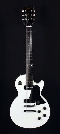 Used Gibson Les Paul Special Single-cutaway Electric Guitar Alpine White 888365035086