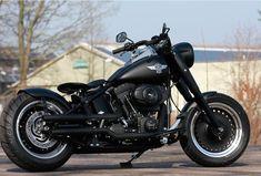 5 motos que todo papá desea tener en su garage #harleydavidsonfatboybobber