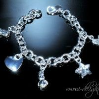 Get this for #Christmas #gifts! Gorgeous #Charm #Bracelet. ATBR031-1