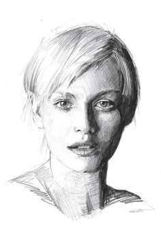 Portrait 21 by nashaath