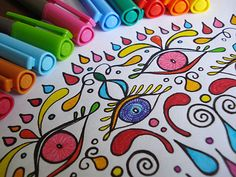 Mandala Coloring Pages.  As a kid, I used to love these kinds of things