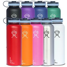 Hydro+Flask+40+oz.+Wide+Mouth+Insulated+Stainless+Steel+Bottles