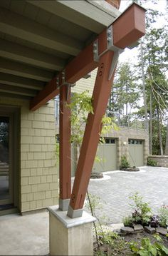 Deck Cantilever Support Bracket Google Search