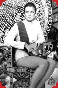 Maritza Sayalero. Miss Venezuela 1979. Miss Universe 1979